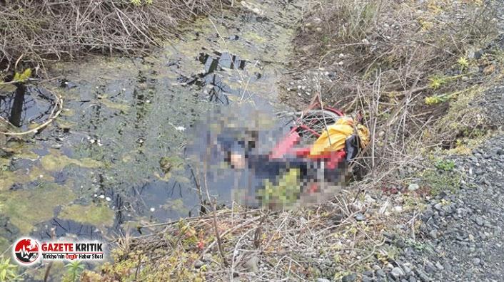 Kayıp olarak aranan yaşlı adam sulama kanalında ölü bulundu!