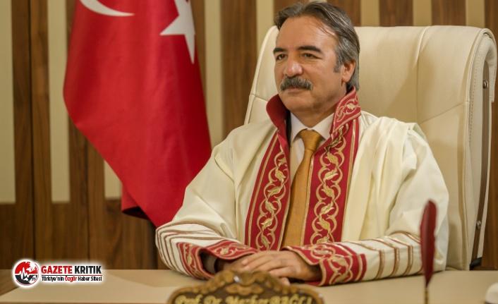 Nevşehir Hacı Bektaş Veli Üniversitesi Rektörü görevinden alındı