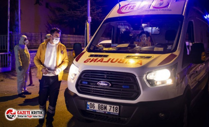 Olay yeri: Ankara! Karantinadan kaçtı!