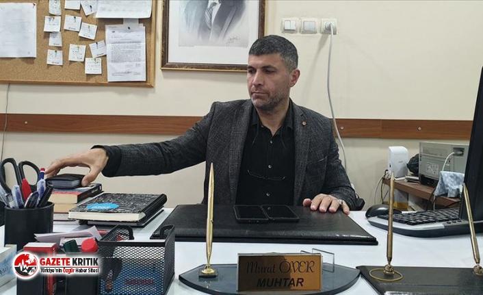 Osmaniye'de girişimci muhtar 15 üniversiteliye burs sağlıyor