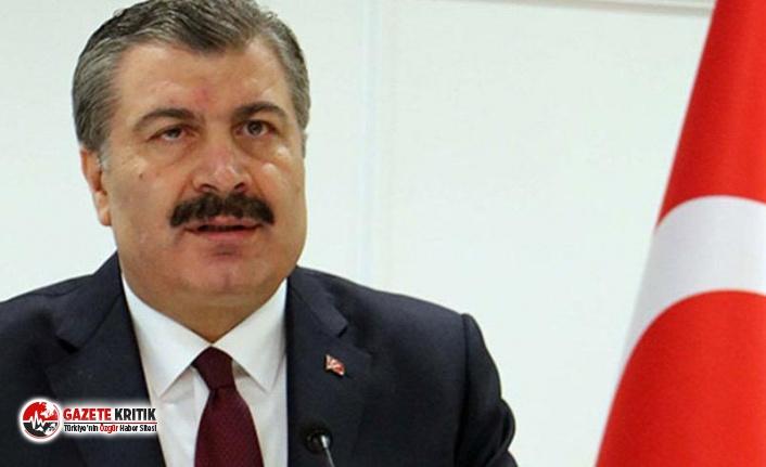 Sağlık Bakanı Koca'ya Mustafa Kutlu tepkisi: Eski Zaman Gazetesi yazarı, yandaş...