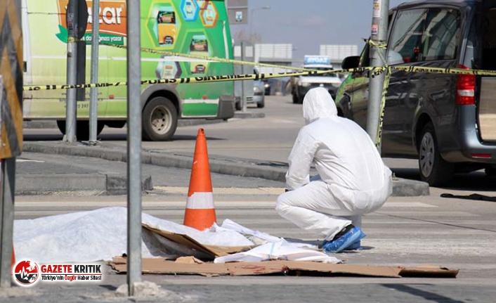 Sokağa çıkma yasağına uymadı, kazada yaşamını yitirdi