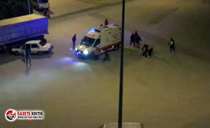 Türkiye'nin alkışladığı sağlıkçıları onlar yerlerde sürükledi