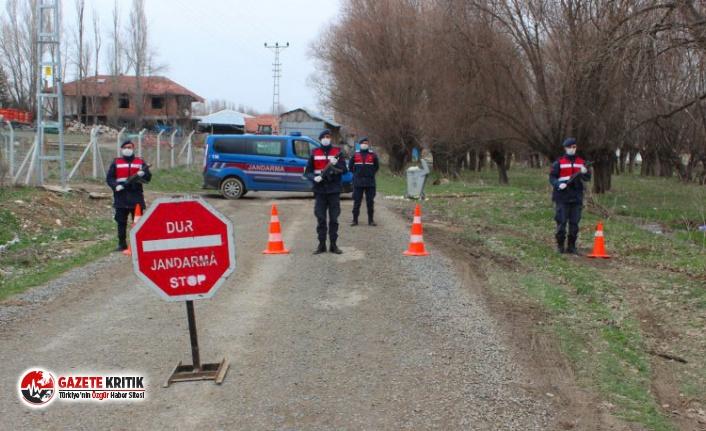 11 yerleşim yeri daha karantina altına alındı