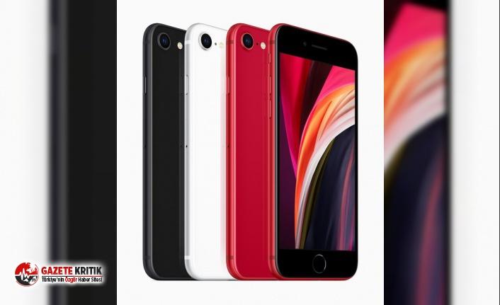 2020 Model iPhone SE Türkiye fiyatı tepki topladı!