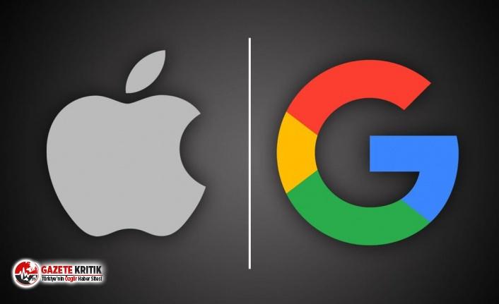 Apple ve Google'dan dev koronavirüs hamlesi