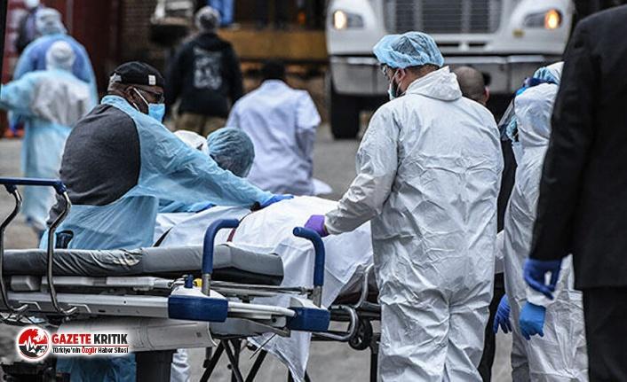 Beyaz Saray açıkladı: ABD'de 1 Buçuk ila 2 Milyon 200 Kişi Hayatını Kaybedecek