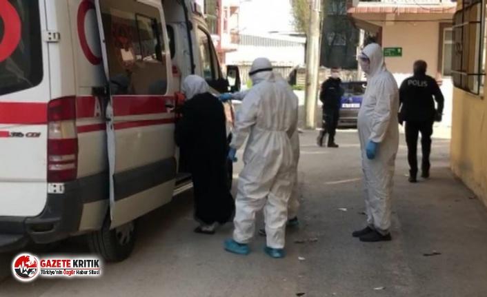 Bursa'da akılalmaz olay! Koronavirüs hastası hastaneden kaçtı