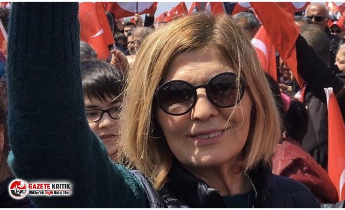 CHP Kadıköy Kadın Kolları Başkan Yardımcısı koronavirüsten hayatını kaybetti