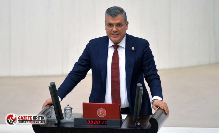"""CHP'li Ayhan Barut:  """"Veteriner hekimler de Sağlıkta Şiddet Yasası'na dahil edilsin"""""""