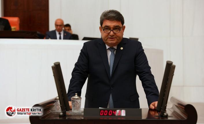 """CHP'li  Gökçel BOTAŞ'ın uygulamasına tepki gösterdi: ''Bu uygulama kamudaki keyfi düzenin kanıtıdır"""""""
