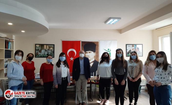 """CHP'li Utku Çakırözer: """"Salgını dayanışma ile atlatacağız"""""""