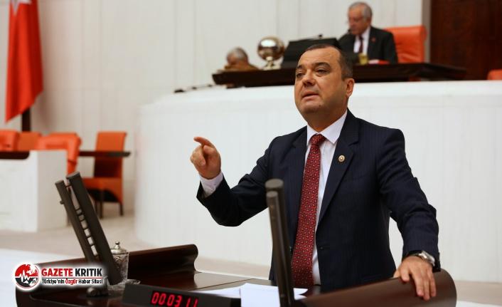 """CHP'li  Aygun'dan İş Kanunu'na 3 maddelik  """"Kovid'den korunma ayarı"""" talebi"""