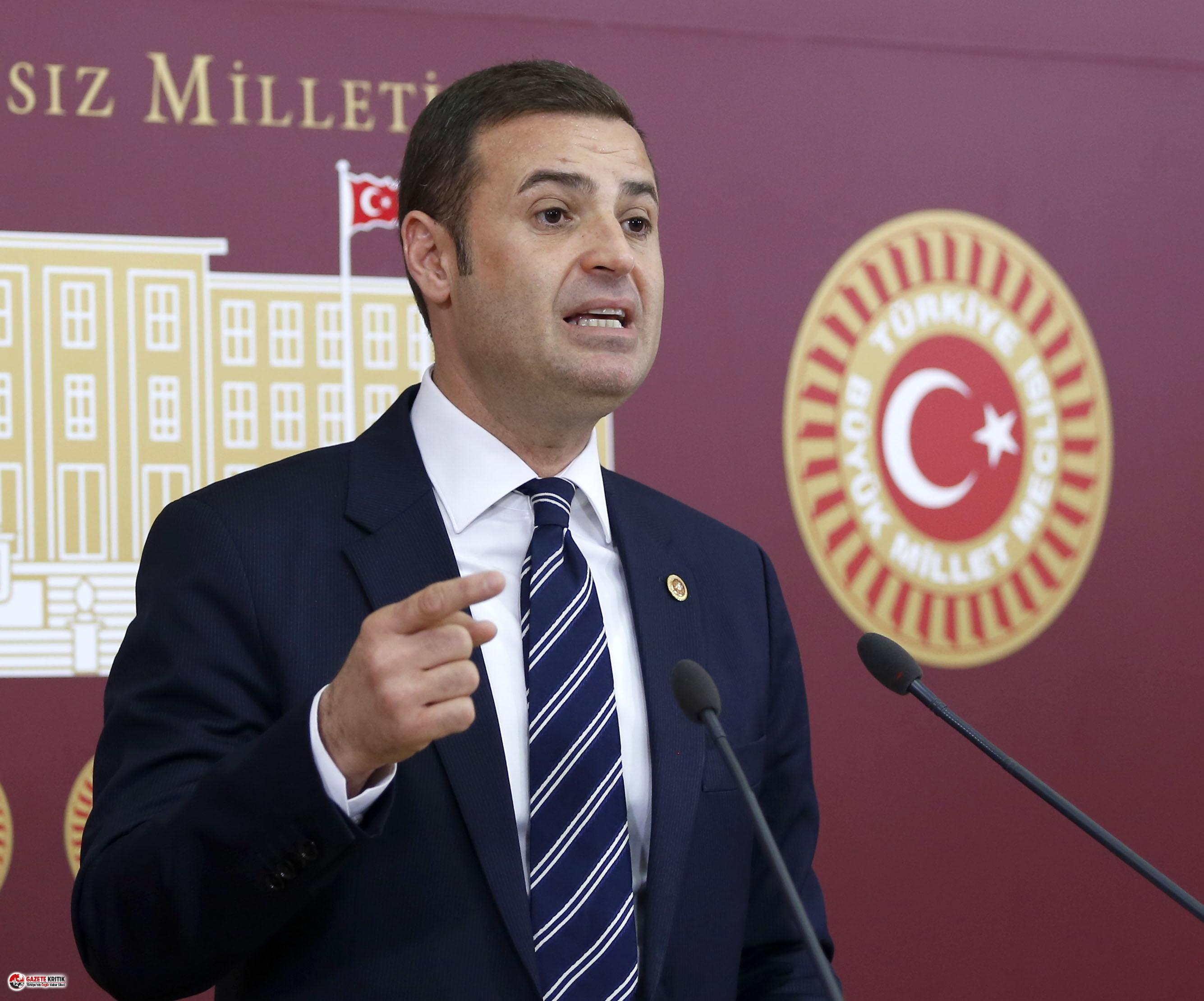 CHP'li Ahmet Akın çiftçinin sesi oldu, iktidara seslendi: Çiftçiye boş vaat vermeyin