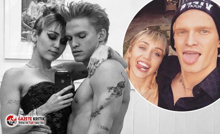 Cody Simpson sevgilisi Miley Cyrus ile günlerdir sosyal izolasyonda