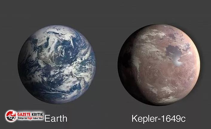 Dünya benzeri yeni bir gezegen keşfedildi!