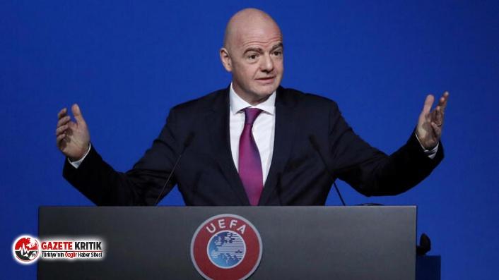 FIFA Başkanı: Hiçbir maç insan hayatından daha önemli değil