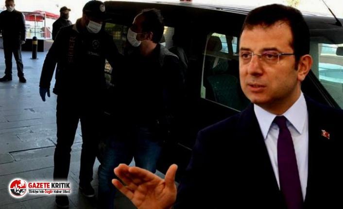 İmamoğlu'nu ölümle tehdit eden zanlının ilk ifadesi ortaya çıktı: 'O göreve layık değil'