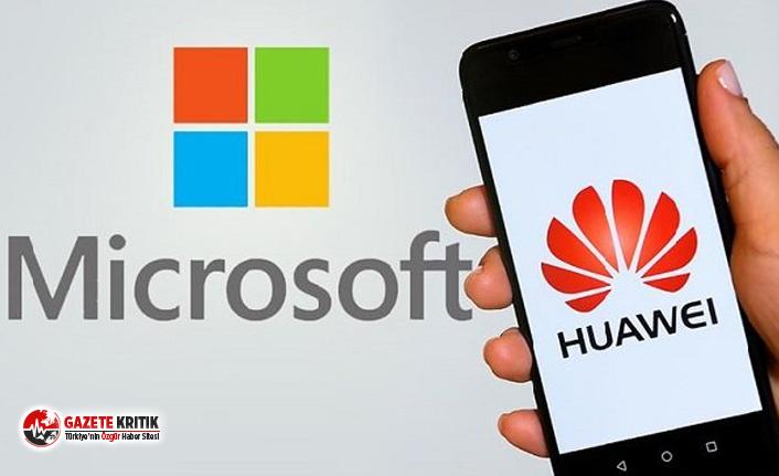 Microsoft ve Huawei '5G teknolojisi' nedeniyle hakim karşısına çıkacak!