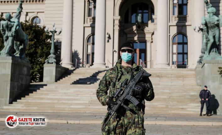 Rusya'da  Koronavirüs kısıtlamaları 1 Mayıs'a kadar uzatıldı