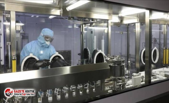 Türk firması Abdi İbrahim, koronavirüs ilacı üretimine başladı