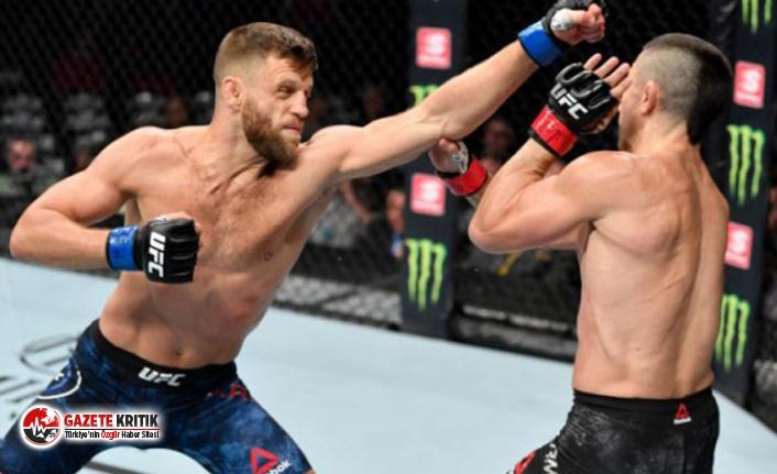 UFC, Koronavirüs nedeniyle gizli bir adada devam edecek