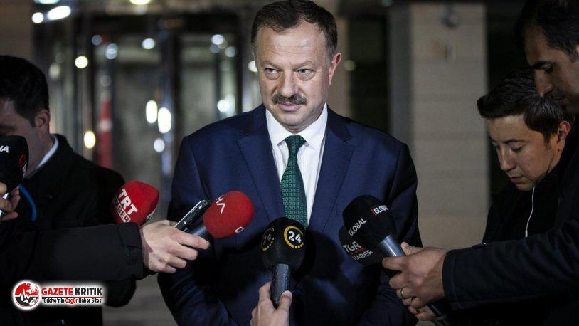 Vakaların umreden gelenlerde olduğunu söyleyen AKP'li vekil paylaşımını sildi
