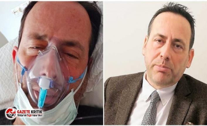 Yusuf Alabarda koronavirüsü yendi