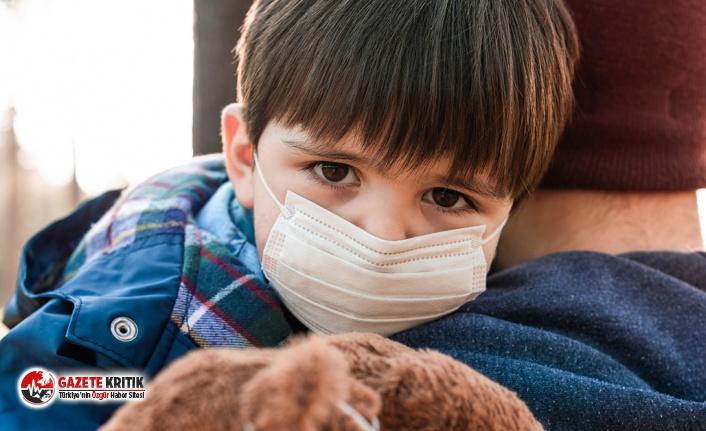 100'e yakın çocuk Kovid-19 bağlantılı olduğu düşünülen hastalığa yakalandı