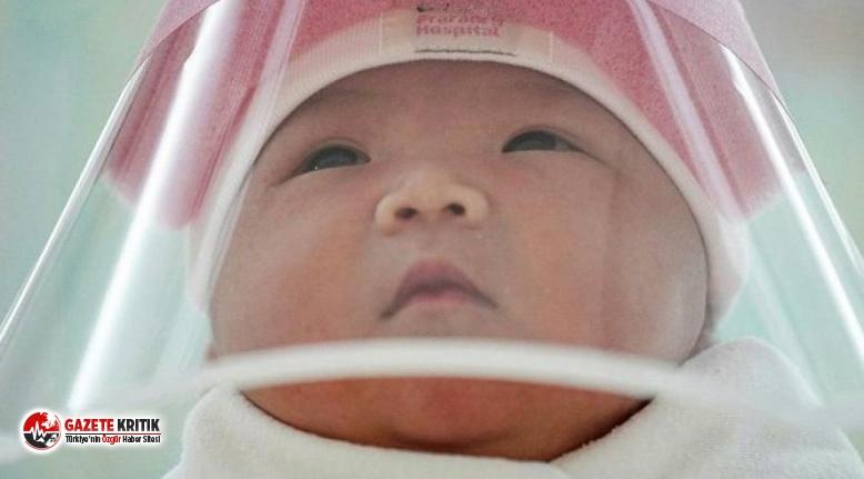 11 günlük bebeğin korona testi pozitif çıkınca çevresindekiler karantinaya alındı