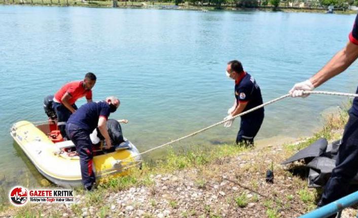 Adana'da korkunç olay: Seyhan Nehri'nde kadın cesedi bulundu