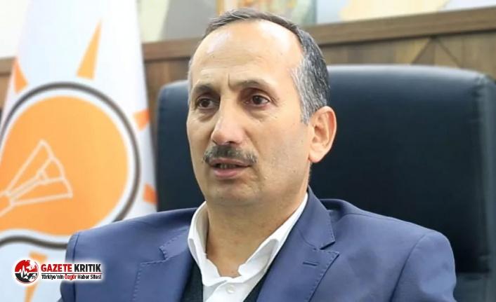 AKP'li başkan koronavirüse yakalandığını açıkladı