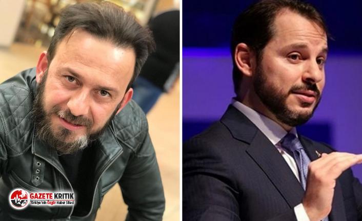 AKP'li kimliğiyle bilinen oyuncu, Soylu'yu desteklediği için Albayrak'ın kendisine karşı sahte bir hesap açtırdığını iddia etti