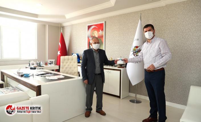 Başkan Ercengiz'den tıbbi tedbir desteği!