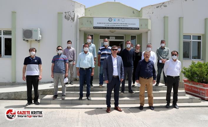 Burdur Belediyesi İleri Biyolojik Atıksu Arıtma Tesisi İnşaatı başlıyor