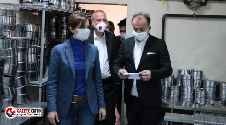 Canan Kaftancıoğlu'ndan iktidara '5 maske'  göndermesi