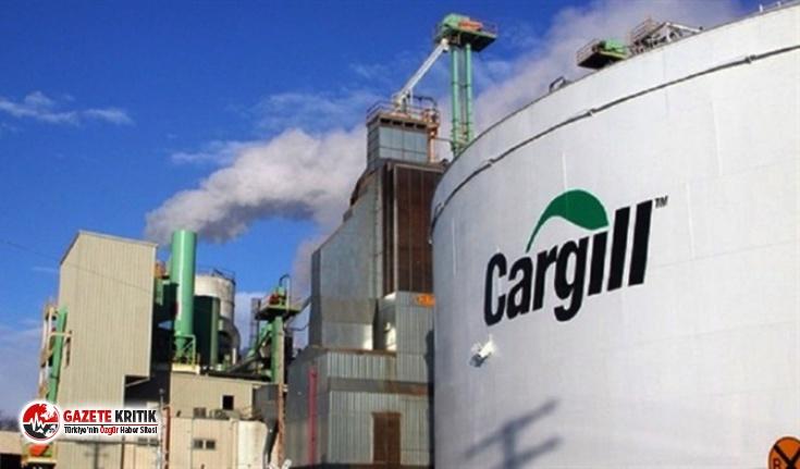 Cargill'e 45 milyon liralık kıyak!