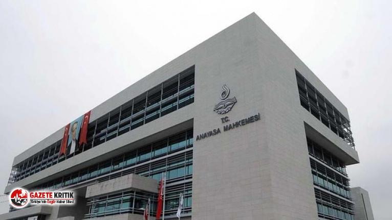 CHP'den infaz yasasının iptali için 5 maddelik başvuru