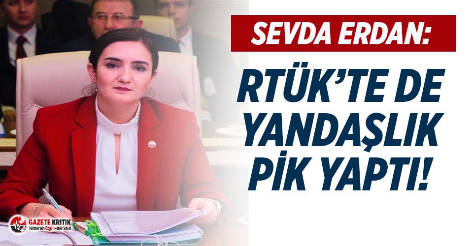 """CHP İzmir Milletvekili Av. Kılıç: """"Ebubekir Şahin'le RTÜK'te de yandaşlık pik yaptı"""""""