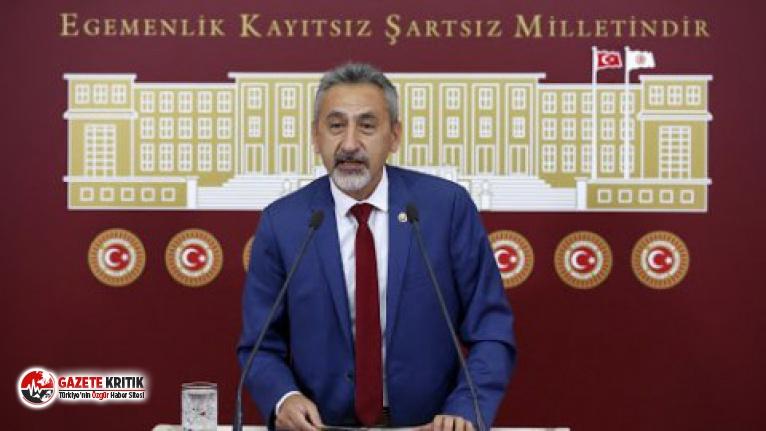 CHP'li Adıgüzel: Salgın Saray Esnafını Vurdu
