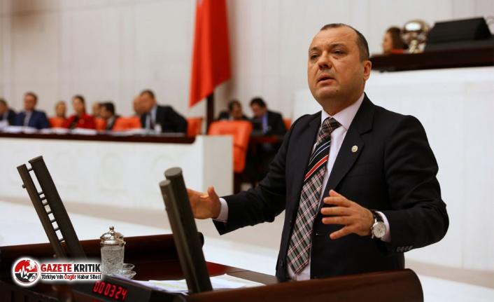 CHP'li Aygun: CHP'li vekiller çay topladı, Ankara harekete geçti!