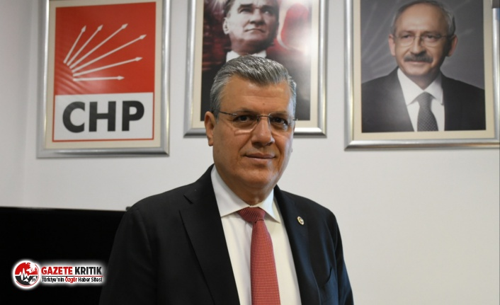 """CHP'li Ayhan Barut:""""Bayramımız kutlu olsun"""""""