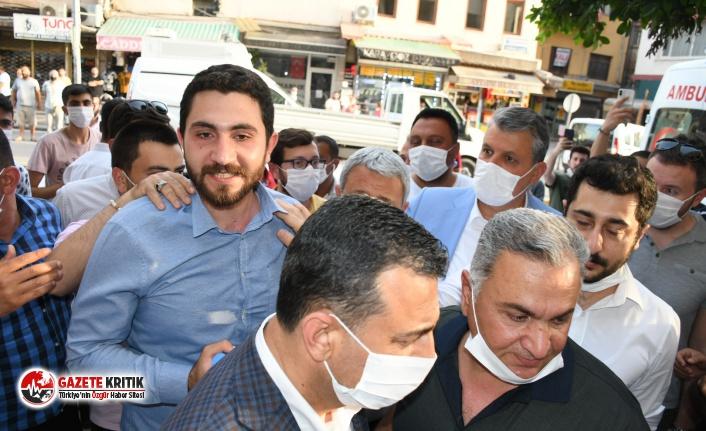 CHP'li Barut'tan Eren Yıldırım tepkisi! Eşkiya gibi hem suçlular, hem güçlüler!