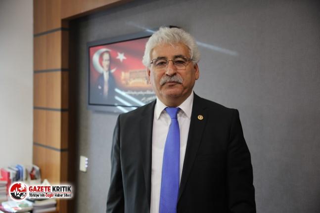 CHP'li Mehmet Tüm: Kendinden olmayan kanalların tümünü terör yandaşı, gazetecilerimizi  ise hain olarak gören bir iktidar var!