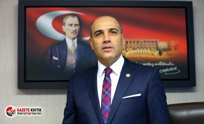 CHP'li Şahin; '' Atatürk'ün Gençliği Cesaretimizi Kuvvetlendiriyor!''