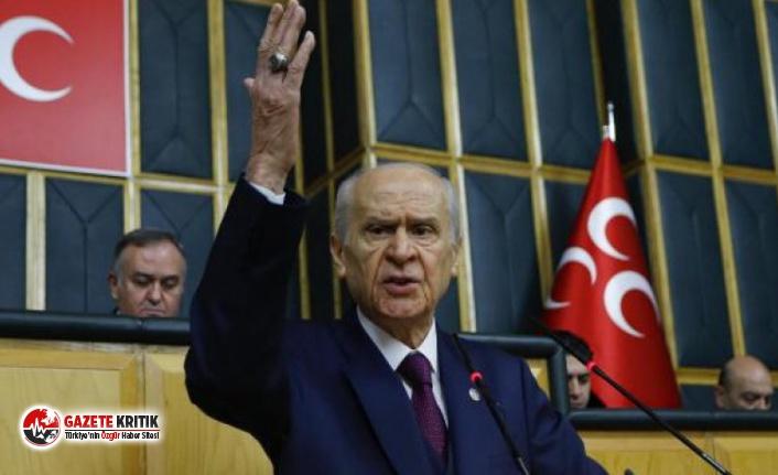 Devlet Bahçeli: Müslüman Türk çocukları Bizans'ın çocuklarını her cephede, her seviyede berhava edecektir