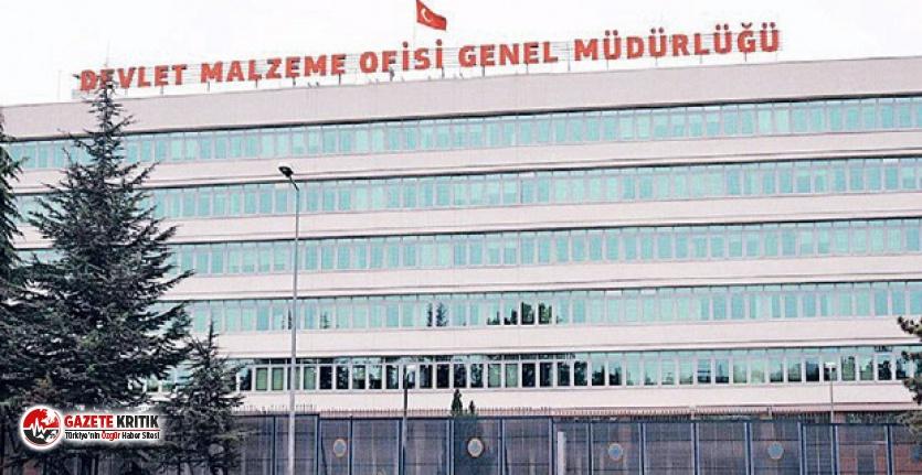 DMO'nun 4 yılda açtığı 130 ihalenin tamamını AKP'li yönetici aldı
