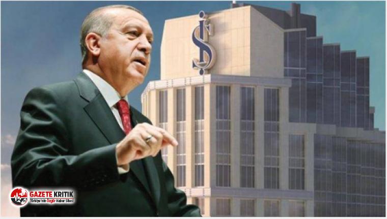Erdoğan'dan İş Bankası hamlesi: Bayramdan sonra Meclis'in ilk işi…