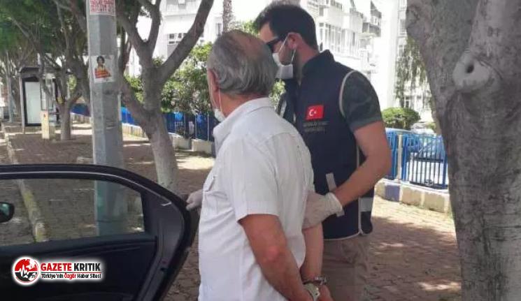Fırat Erez, 'dini değerleri aşağılamaktan' ters kelepçeyle gözaltına alındı