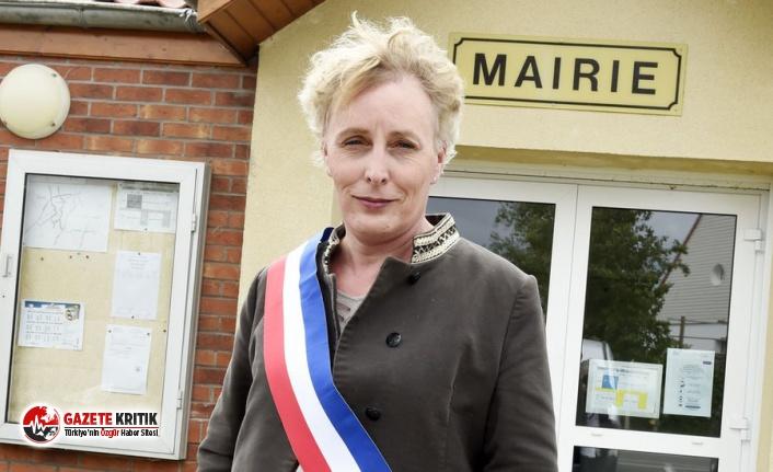 Fransa'da bir ilk: Marie Cau ülkenin ilk trans belediye başkanı oldu